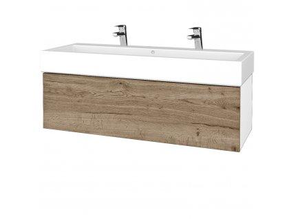 Dřevojas Koupelnová skříňka VARIANTE SZZ 120