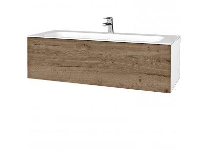 Dřevojas Koupelnová skříň VARIANTE SZZ 120