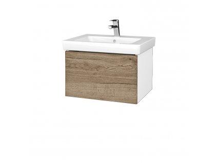 Dřevojas Koupelnová skříň VARIANTE SZZ 60