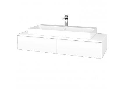 Dřevojas Koupelnová skříňka MODULE SZZ2 120