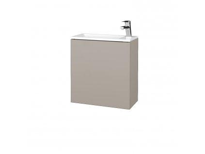 Dřevojas Koupelnová skříň VARIANTE SZD 50