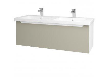 Dřevojas Koupelnová skříň COLOR SZZ 125