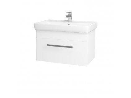 Dřevojas Koupelnová skříň Q UNO SZZ 70
