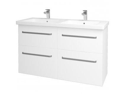 Dřevojas Koupelnová skříň BIG INN SZZ4 125