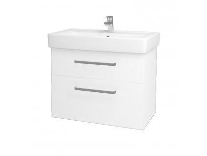 Dřevojas Koupelnová skříň Q MAX SZZ2 80