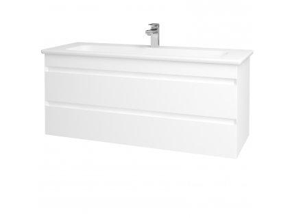 Dřevojas Koupelnová skříň MAJESTY SZZ2 120