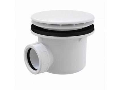 Roth Vaničkový sifon bílý plast 8100015