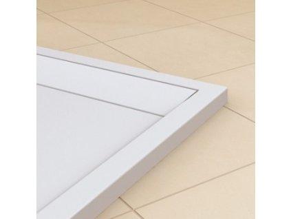SanSwiss Ronal IIa WIR 80 x 80 cm sprchová vanička WIR550800404 bílá