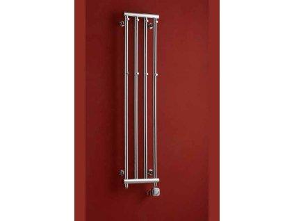 Otopné těleso / radiátor / topný žebřík: PMH Coral 200 x 1200 mm C3C koupelnový radiátor chrom od značky P.M.H.. Série: Coral. Šířka: 200 mm. Výška: 1200 mm. Výkon: 189 W. Barva: Chrom. Možnost vytápění: Kombinované vytápění, Ústřední vytápění. Doporučené umístění: Koupelna. Rozměry (šxv): 200 x 1200 mm. Tvar: Rovný.
