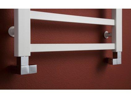 Připojovací sada: PMH Designová sada Cube nerez od značky P.M.H.. Barva: Nerez. Příslušenství: Ostatní příslušenství. Doporučené umístění: Koupelna. Styl: Designový.