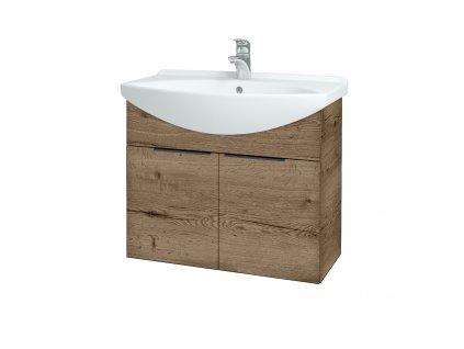 Dřevojas Koupelnová skříň TAKE IT SZD2 75