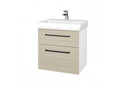 Dřevojas Koupelnová skříň PROJECT SZZ2 60