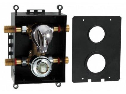 Novaservis Montážní box s podomítkovou vanovou baterii