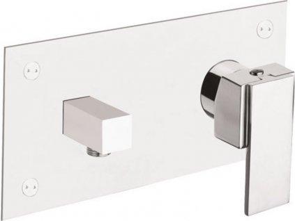 REITANO MASTERMAX podomítková sprchová baterie s vyústěním pro sprchu, chrom 8785 - Vodovodní baterie > Sprchové baterie