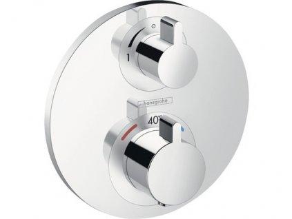 Hansgrohe Ecostat S 15757000 baterie sprchová termostatická podomítková 15757000 - Vodovodní baterie > Sprchové baterie
