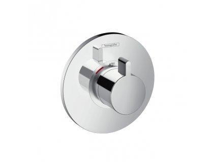 Hansgrohe Ecostat S 15756000 baterie sprchová termostatická podomítková 15756000 - Vodovodní baterie > Sprchové baterie