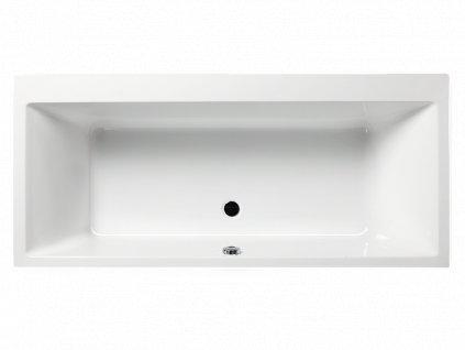 Santech Evo obdélníková vana 180 x 80 SAEV180 - Vany > Obdelníkové vany