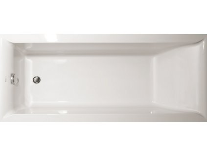 Vagnerplast Veronela obdélníková vana 170 x 75 x 45cm VER170 - Vany > Obdelníkové vany