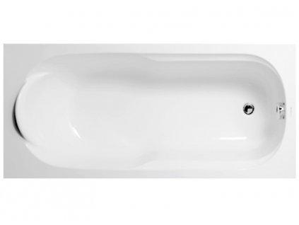 Vagnerplast Nymfa obdélníková vana 150 x 70 x 38cm NYM150 - Vany > Obdelníkové vany