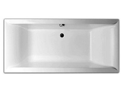Vagnerplast Veronela obdélníková vana 180 x 80cm VER180 - Vany > Obdelníkové vany