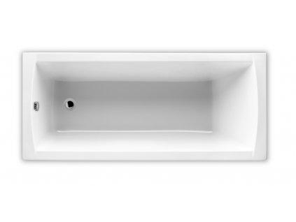 Santech Spring obdélníková vana 140 x 70 SASPR140 - Vany > Obdelníkové vany