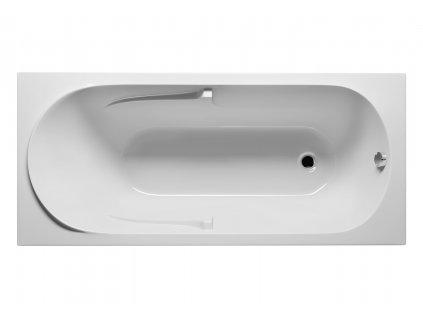 Riho Future vana 180 x 80 BC31 - Vany > Obdelníkové vany