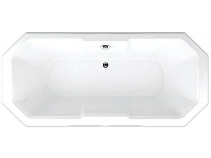 Teiko Madeira obdélníková vana 175 x 80 VVT1201 - Vany > Obdelníkové vany