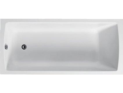 Santech Smart obdélníková vana 170 x 72,5 SASMA170 - Vany > Obdelníkové vany
