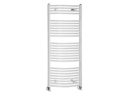 Otopné těleso / radiátor / topný žebřík: NOVASERVIS kombinovaný topný žebřík oblý bílý 450 x 1200 mm 450/1200,1 450/1200.1 od značky Novaservis. Šířka: 450 mm. Výška: 1200 mm. Barva: Bílá. Materiál: Ocel. Možnost vytápění: Kombinované vytápění, Ústřední vytápění. Doporučené umístění: Koupelna. Rozměry (šxv): 450 x 1200 mm. Tvar: Oblý.