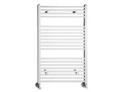 Otopné těleso / radiátor / topný žebřík: NOVASERVIS kombinovaný topný žebřík rovný bílý 600 x 900 mm 600/900/R,1 600/900/R.1 od značky Novaservis. Série: Aqualine. Šířka: 600 mm. Výška: 900 mm. Barva: Bílá. Materiál: Ocel. Možnost vytápění: Kombinované vytápění, Ústřední vytápění. Doporučené umístění: Koupelna. Rozměry (šxv): 600 x 900 mm. Tvar: Rovný.
