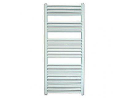 Otopné těleso / radiátor / topný žebřík: Thermal Trend KD 450 x 720 kombinovaný topný žebřík rovný KD 450/720 od značky Thermal Trend. Šířka: 450 mm. Výška: 720 mm. Barva: Bílá. Materiál: Ocel. Možnost vytápění: Kombinované vytápění, Ústřední vytápění. Doporučené umístění: Chodba, koupelna nebo kuchyň. Rozměry (šxv): 450 x 720 mm. Tvar: Rovný.