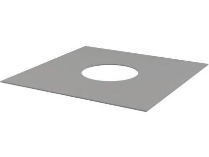 AlcaPLAST Hydroizolační samolepící límec podlahové vpusti 300×300 AIZ1
