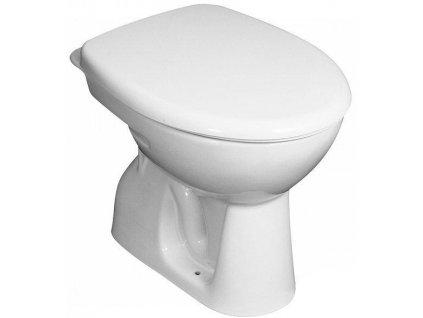 Jika WC mísa spodní - hluboké splachování