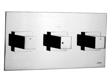 Jika Cubito Vanová/sprchová podomítková baterie H3204260040001 - Vodovodní baterie > Vanové baterie