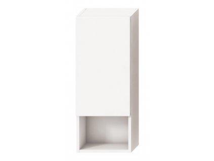 Jika Skříňka střední mělká, pravá H4531720383001  bílá/bílá
