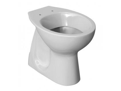 Armatura WC mísa spodní odpad