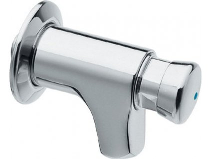 QUIK samouzavírací nástěnný ventil pro umyvadlo, chrom QK23551 - Vodovodní baterie > Umyvadlové baterie