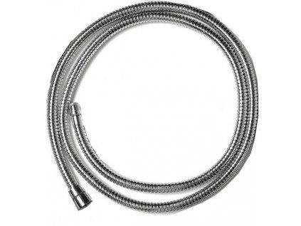 Náhradní hadice k bateriím Reitano na okraj vany, 175 cm, chrom