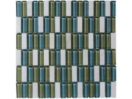 SAPHO CORNY MOSAIC (ZYXT011) plato 30x30, 1,5x4,8 cm (bal. 11ks) od výrobce Sapho. Série: CORNY MOSAIC. Styl: mozaika. Rozměry: 30x30. Materiál: sklo. Barva: mix. Použití: obklad. Povrch: lesk. Umístění: koupelna, kuchyň. Skleněná mozaika v různobarevných kombinacích.. Produkt z kategorie: Obklady a dlažby > Dekorativní obklady. <p>Z důvodu zvýšených nákladů na logistiku obkladů a dlažeb je <strong>minimální hodnota celkové objednávky 15.000 Kč</strong> (hodnota objednávky je součet všech objednaných produktů).</p>