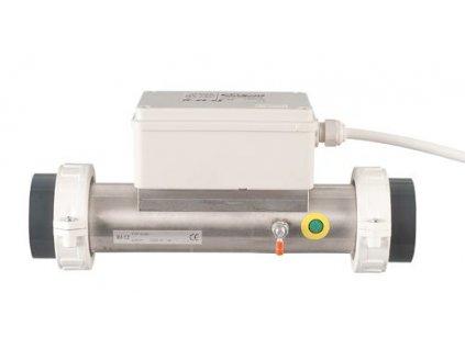 POLYSAN Dohřev teploty lázně s možnosti vypnutí, 1,5 kW, var. A, B 124055M - Vany > Hydromasážní systémy