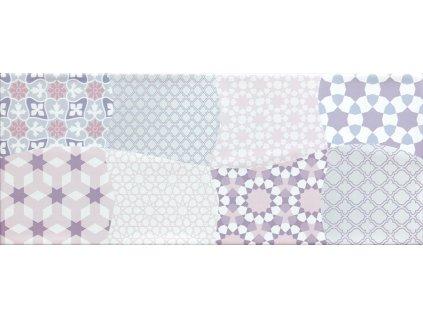 REALITY Decor Rosa 23,5x58 (bal.=1,23m2) od výrobce Unicer. Série: REALITY. Styl: glamour. Rozměry: 23,5x58. Balení: 1,2300 m2. Materiál: keramika. Barva: pastelová. Použití: obklad. Povrch: mat. Umístění: koupelna, kuchyň. Produkt z kategorie: Obklady a dlažby > Dekorativní obklady. <p>Z důvodu zvýšených nákladů na logistiku obkladů a dlažeb je <strong>minimální hodnota celkové objednávky 15.000 Kč</strong> (hodnota objednávky je součet všech objednaných produktů).</p>