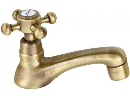 REITANO ANTEA stojánkový umyvadlový ventil, bronz 3206 - Vodovodní baterie > Umyvadlové baterie