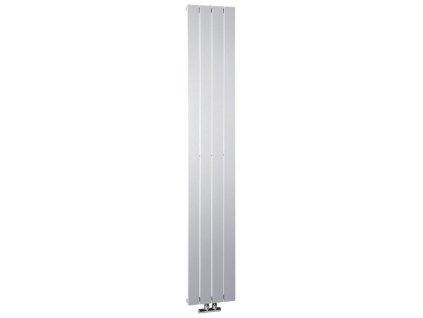 Otopné těleso / radiátor / topný žebřík: SAPHO COLONNA otopné těleso 298 x 1800 metalická stříbrná IR143 od značky Sapho. Série: Colonna. Šířka: 298 mm. Výška: 1800 mm. Výkon: 614 W. Barva: Stříbrná. Materiál: Ocel. Možnost vytápění: Kombinované vytápění. Doporučená topná tyč o výkonu: 600 W. Doporučené umístění: Koupelna. Rozměry (šxv): 298 x 1800 mm. Rozteč připojení 50 mm: Symetrické (na střed). Rozteč připojení přesně: 50 mm. Styl: Designový. Tvar: Designový, Tvar I. Výbava: Držák ručníků: doplňková výbava. Připojení: Středové připojení.