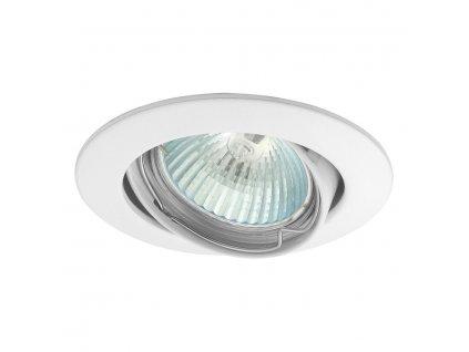 SAPHO LUTO podhledové svítidlo výklopné, 50W, 12V, bílá