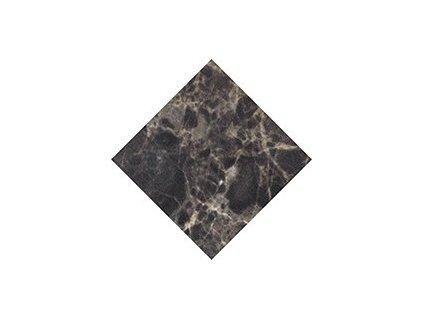 OCTAGON Taco Emprador marrón 4,6x4,6 (EQ-18) od výrobce Equipe. Série: OCTAGON. Styl: art-deco, retro. Rozměry: 4,6x4,6 cm. Materiál: keramika. Barva: studená. Použití: dlažba. Povrch: mat. Umístění: chodba, koupelna, kuchyň, obývací pokoj, technický prostor, terasa. Produkt z kategorie: Obklady a dlažby > Dlažby. <p>Z důvodu zvýšených nákladů na logistiku obkladů a dlažeb je <strong>minimální hodnota celkové objednávky 15.000 Kč</strong> (hodnota objednávky je součet všech objednaných produktů).</p>