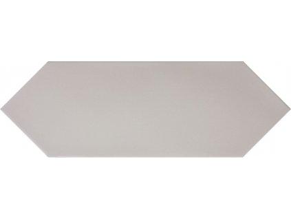 KITE Light Grey 10x30 (EQ-5) (1bal=1m2) od výrobce Equipe. Série: KITE. Styl: art-deco, moderní styl, patchwork, retro. Rozměry: 10x30. Balení: 1,0000 m2. Materiál: keramika. Barva: studená. Použití: obklad, dlažba. Povrch: mat. Umístění: chodba, koupelna, kuchyň, obývací pokoj, technický prostor. Produkt z kategorie: Obklady a dlažby > Dekorativní obklady. <p>Z důvodu zvýšených nákladů na logistiku obkladů a dlažeb je <strong>minimální hodnota celkové objednávky 15.000 Kč</strong> (hodnota objednávky je součet všech objednaných produktů).</p>