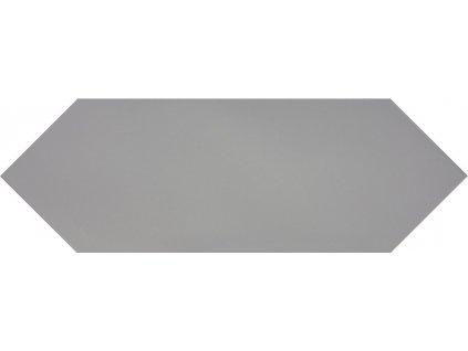 KITE Dark Grey 10x30 (EQ-5) (1bal=1m2) od výrobce Equipe. Série: KITE. Styl: art-deco, moderní styl, patchwork, retro. Rozměry: 10x30. Balení: 1,0000 m2. Materiál: keramika. Barva: studená. Použití: obklad, dlažba. Povrch: mat. Umístění: chodba, koupelna, kuchyň, obývací pokoj, technický prostor. Produkt z kategorie: Obklady a dlažby > Dekorativní obklady. <p>Z důvodu zvýšených nákladů na logistiku obkladů a dlažeb je <strong>minimální hodnota celkové objednávky 15.000 Kč</strong> (hodnota objednávky je součet všech objednaných produktů).</p>