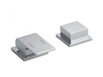 SAPHO INFINITI dvouprvková páková baterie na okraj vany, chrom IF100 - Vodovodní baterie > Vanové baterie