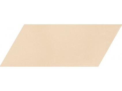 CHEVRON FLOOR Crema Left 9x20,5 (EQ-3) (1bal=1m2) od výrobce Equipe. Série: CHEVRON WALL & FLOOR. Styl: art-deco, moderní styl, patchwork, retro. Rozměry: 20,5x9. Balení: 1,0000 m2. Materiál: keramika. Barva: pastelová. Použití: dlažba. Povrch: mat. Umístění: chodba, koupelna, kuchyň, obývací pokoj, technický prostor. Produkt z kategorie: Obklady a dlažby > Dekorativní obklady. <p>Z důvodu zvýšených nákladů na logistiku obkladů a dlažeb je <strong>minimální hodnota celkové objednávky 15.000 Kč</strong> (hodnota objednávky je součet všech objednaných produktů).</p>