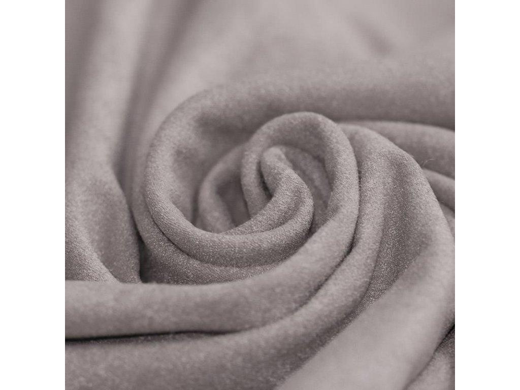 Suede Fabric Light Grey 800x800